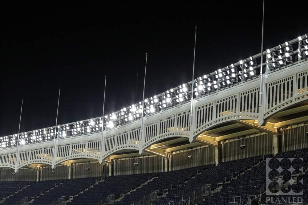 New York Yankee Stadium Planled
