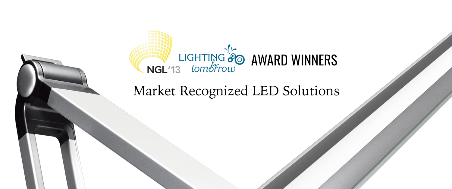 Award Winners - Market Recognized LED Solutions