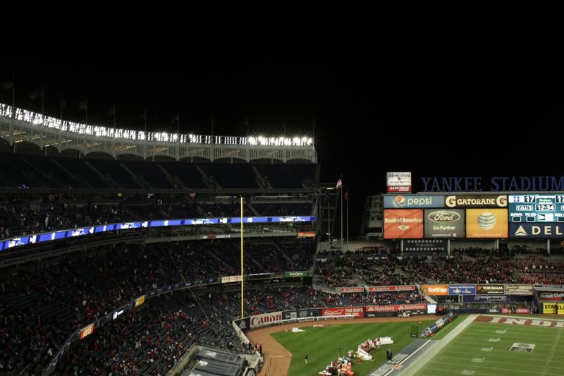 Yankee Stadium Case Study