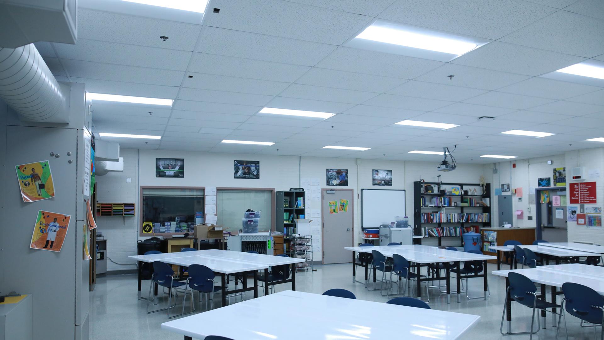 BEETLE in Classroom (Tunable)